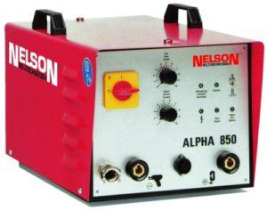 alpha 850 Nelson arco corto e arco lungo crteurosaldature_com