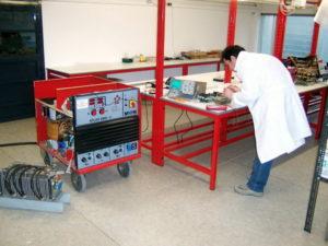 laboratorio specializzato per riparazioni, assistenza saldatrici e pistole 1 crteurosaldature_com