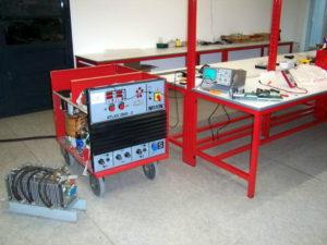 laboratorio specializzato per riparazioni, assistenza saldatrici e pistole 2 crteurosaldature_com