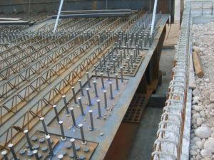 saldatura connettori con testa su ponte zona Verona crteurosaldature_com