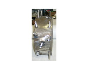 test di saldatura perni su anello in metallo crteurosaldature_com